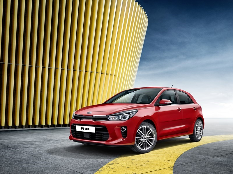 Kia Reveals All-New Rio Ahead of Paris Motor Show Premiere