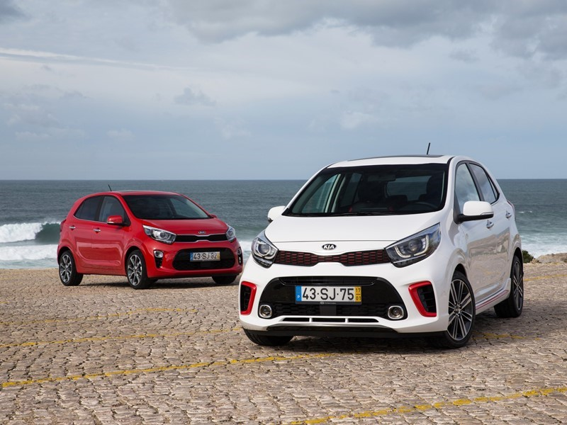 All-new Kia Picanto city car majors on quality, technology and versatility
