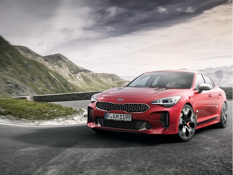 Kia Motors reveals all-new Stinger, Picanto and two plug-in hybrids in Geneva