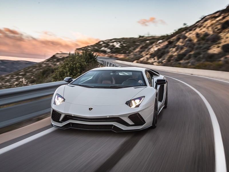 The Lamborghini Aventador S: Elevating The Benchmark for Super Sports Cars - New videos available