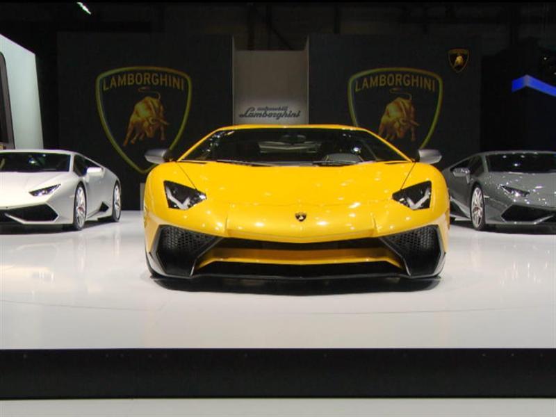 The Aventador LP 750-4 Superveloce: the purest essence of a Lamborghini Super Sports Car - NEW CONTENT AVAILABLE