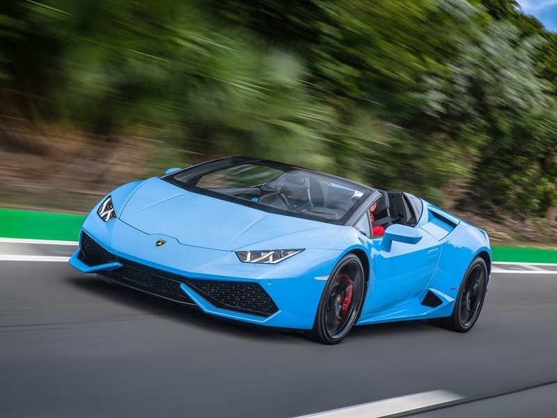 Automobili Lamborghini segna un altro anno record: 3.457 vetture consegnate nel 2016