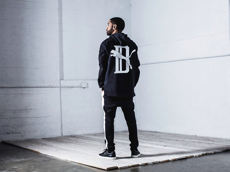 PUMA ANNOUNCES BIG SEAN AS NEW CREATIVE COLLABORATOR AND GLOBAL AMBASSADOR