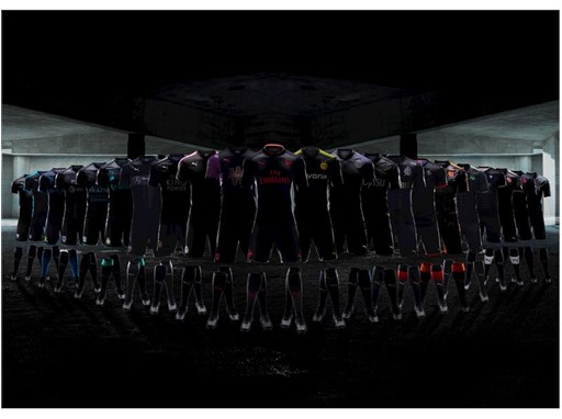 PUMA light up the game with World's biggest kit launch