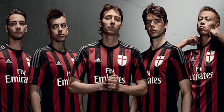 adidas and AC Milan launch