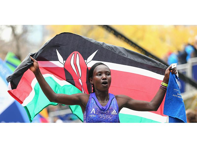 adidas' Mary Keitany Wins Back-to-Back NYC Marathons with the Energy Return of BOOST