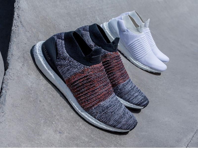 UltraBOOST Laceless: llega la primera zapatilla de running sin cordones