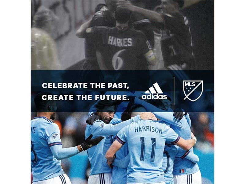 adidas amplia parceria histórica com a MLS