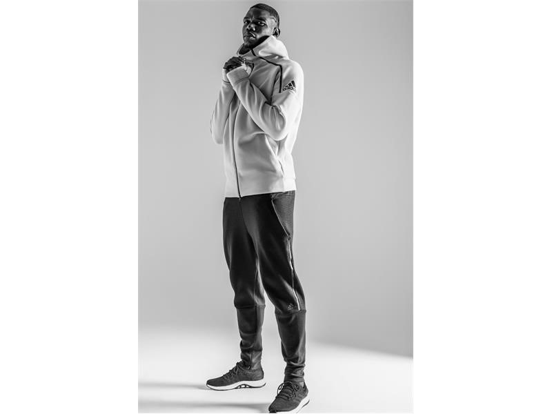 adidas Athletics unveils new Z.N.E. Pulse Collection, the first apparel range to be inspired by athletes' heartbeats