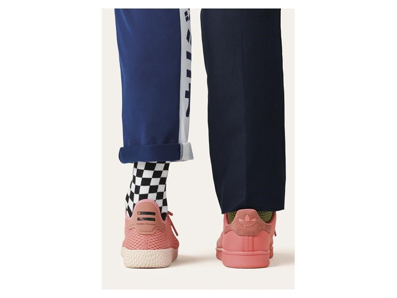adidas Originals = Pharrell Williams & Stan Smith