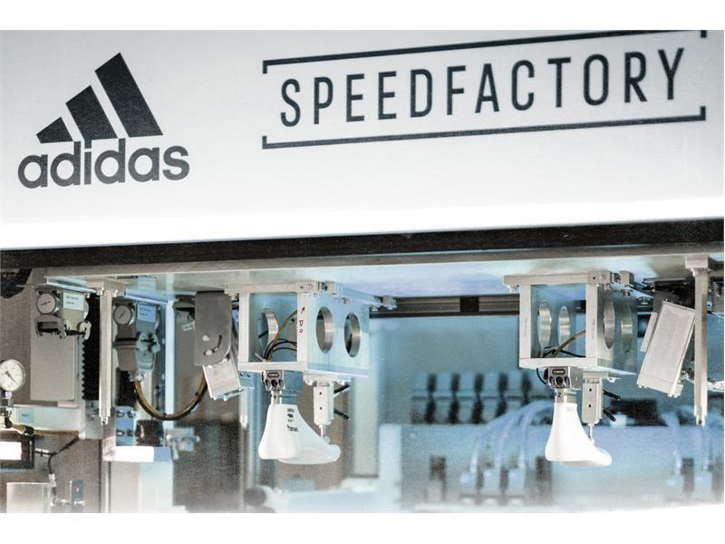 adidas lanza el proyecto AM4, un momento estelar para el centro SPEEDFACTORY