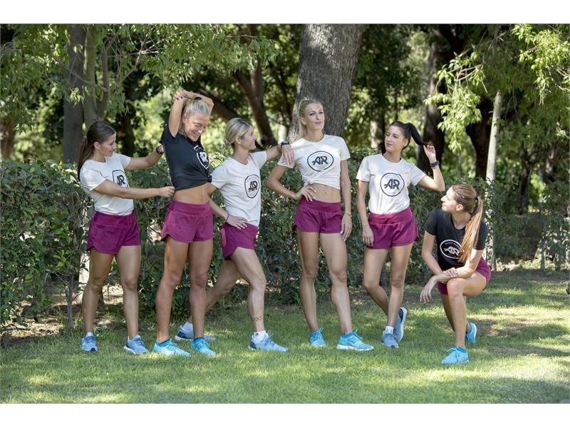 Οι adidas Women προετοιμάζονται για το Ladies Run και σε προσκαλούν σε μια απίθανη εβδομάδα αφιερωμένη αποκλειστικά στις γυναίκες