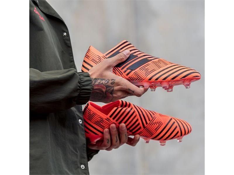 A adidas Futebol lança as novas cores da NEMEZIZ, a chuteira dos zicas