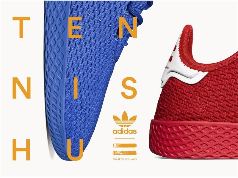 adidas Originals = PHARRELL WILLIAMS