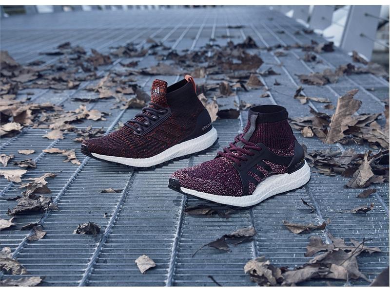 UltraBoost All Terrain: Llegan las zapatillas de running para las condiciones más adversas