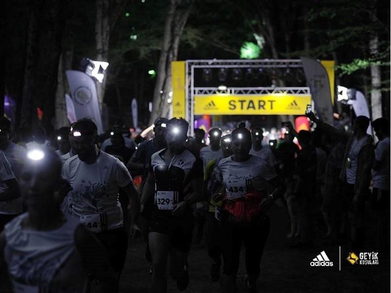 adidas Geyik Koşuları'nın Üçüncüsü 15 Ekim'de Gerçekleşiyor
