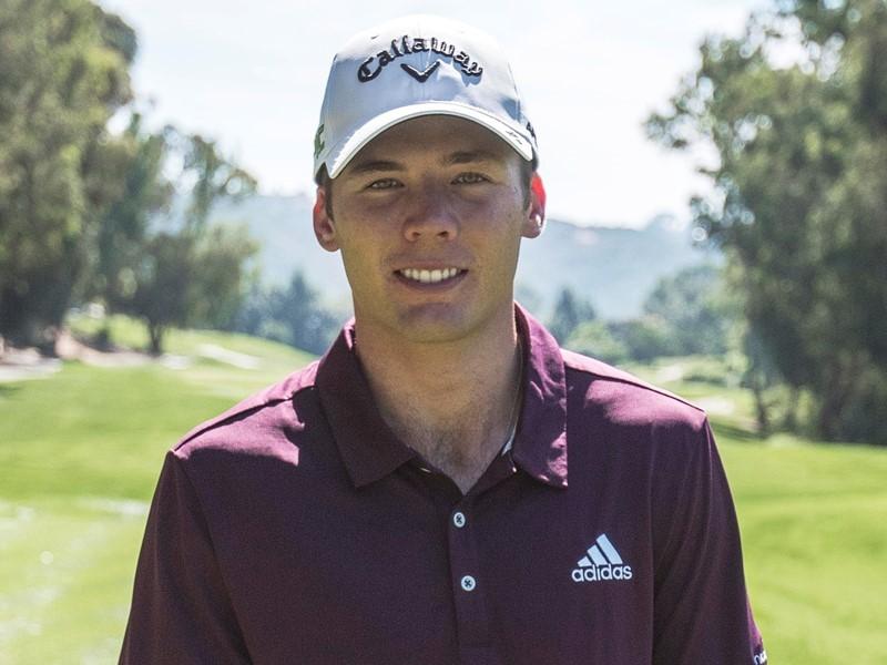 adidas Golf Signs Nation's Top Collegiate Golfer Sam Burns