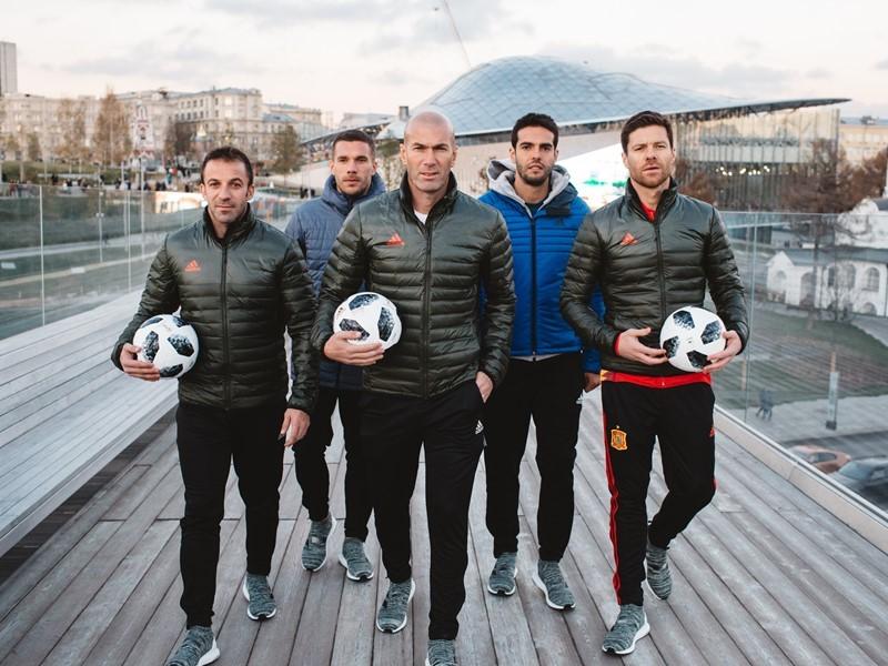 adidas Football revela Telstar 18, el Balón Oficial de la Copa Mundial de la FIFA Rusia 2018