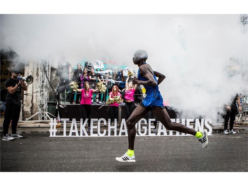 adidas Runners από όλο τον κόσμο στήριξαν και φέτος τον 35o Αυθεντικό Μαραθώνιο Αθηνών