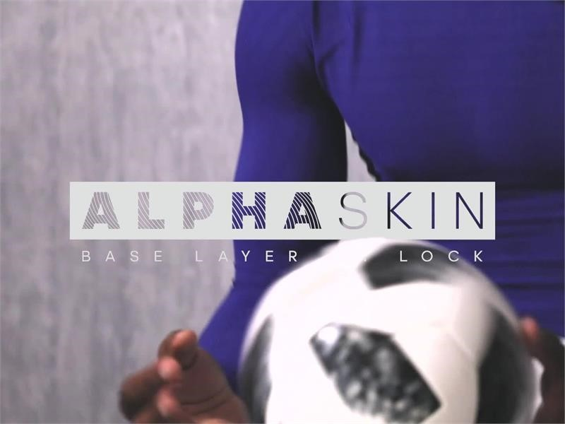 ADIDAS ALPHASKIN PERFORMANCE LAYER HELPS ATHLETES RAISE THEIR GAME
