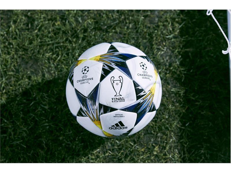 adidas Fotbal dezvăluie Mingea Oficială  pentru etapele eliminatorii ale UEFA Champions  League