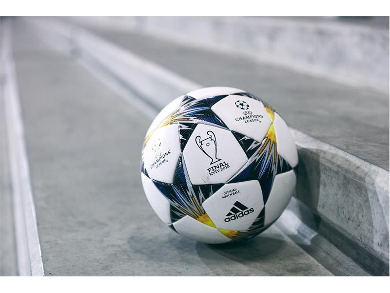 adidas revela bola oficial da fase final da Liga dos Campeões da UEFA