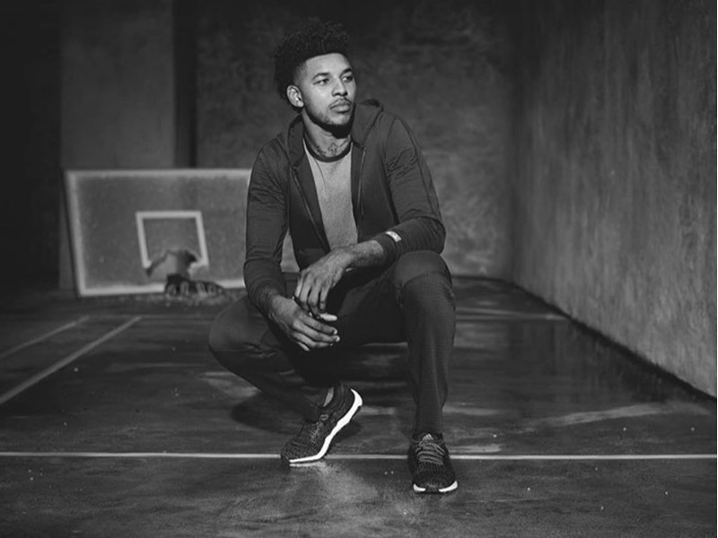 adidas Athletics Unveils Latest Reigning Champ Collaboration With Nick Young and Karlie Kloss
