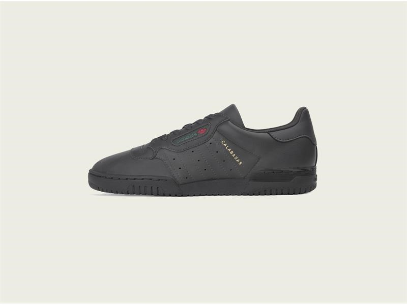 adidas + KANYE WEST präsentieren den YEEZY POWERPHASE Core Black