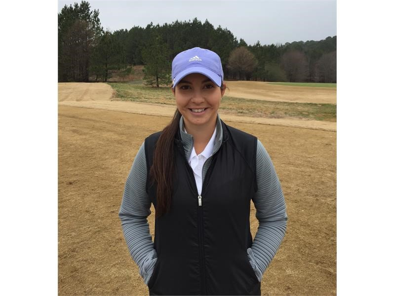 [French] adidas Golf met sous contrat la golfeuse canadienne Brittany Marchand