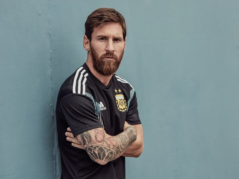 ADIDAS SOCCER REVEALS NEW FEDERATION AWAY KITS FOR 2018 FIFA WORLD CUP RUSSIA
