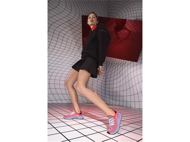 adidas Originals Tasarımın Yapı Taşı Gridden Esinlendi
