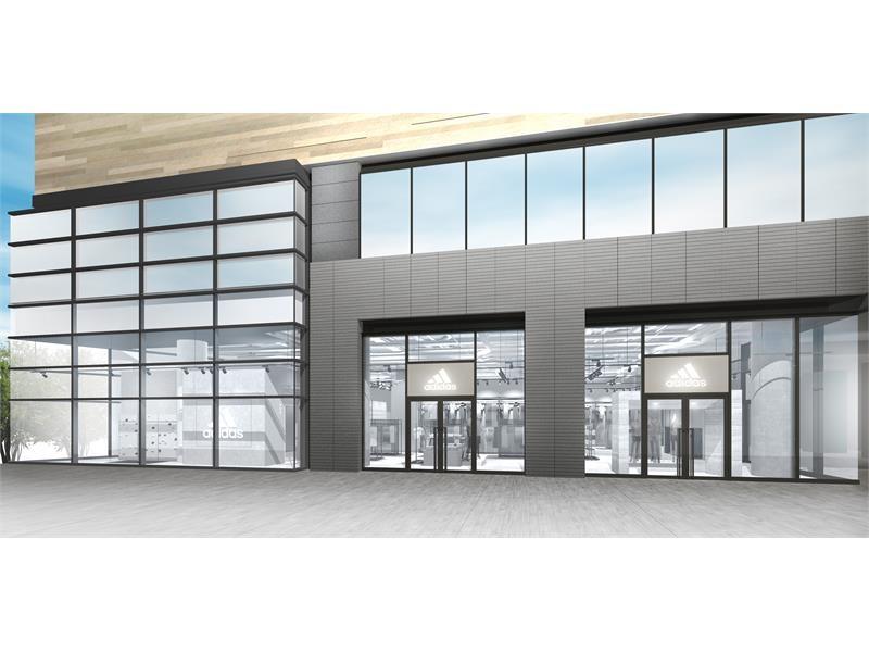 アディダス ブランドコアストア 二子玉川ライズ・ショッピングセンター 2018年4月13日(金) 新オープン