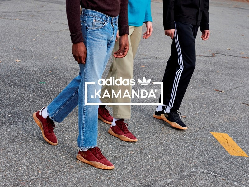 adidas Originals KAMANDA SS18
