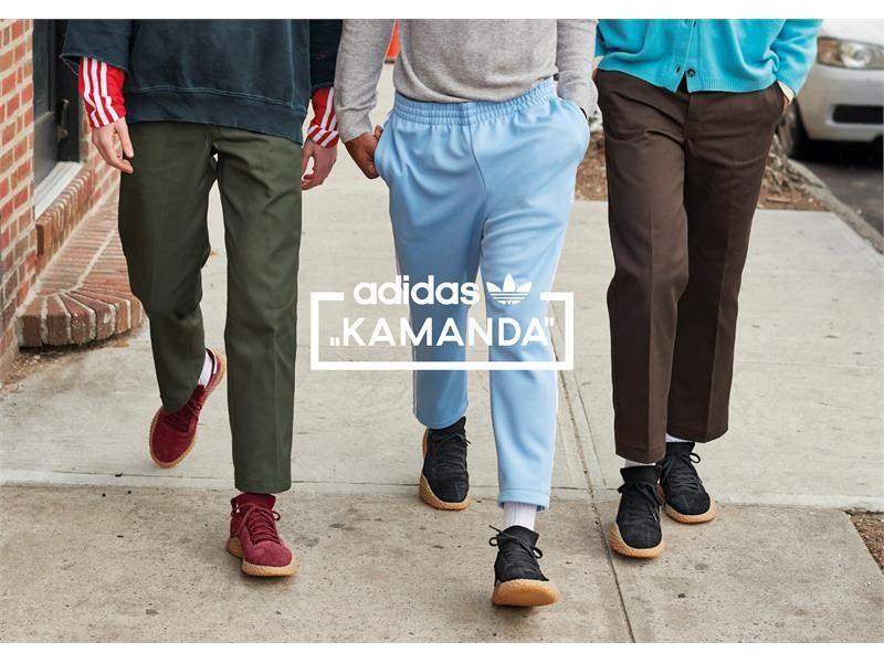 adidas Originals lanza KAMANDA inspirándose en el Movimiento Terrace