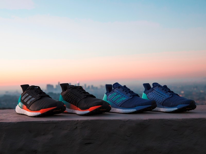 ADIDAS RUNNING BRINGS TAILORED FIBER PLACEMENT TECHNOLOGY TO THE SPORTS INDUSTRY LIKE NO ONE ELSE WITH THE NEW SOLARBOOST