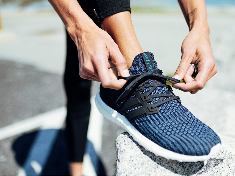 ULTRABOOST PARLEY DEEP OCEAN BLUE – THE OFFICIAL SHOE FOR THE RUN FOR THE OCEANS GLOBAL EVENT SERIES