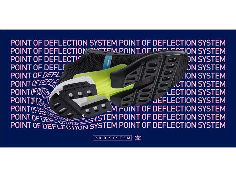 adidas Originals「P.O.D.System」登場