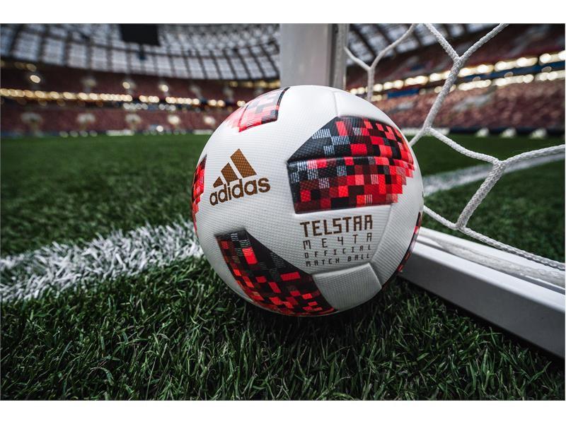 adidas Futebol revela a bola oficial para as fases eliminatórias na Copa do Mundo FIFA 2018