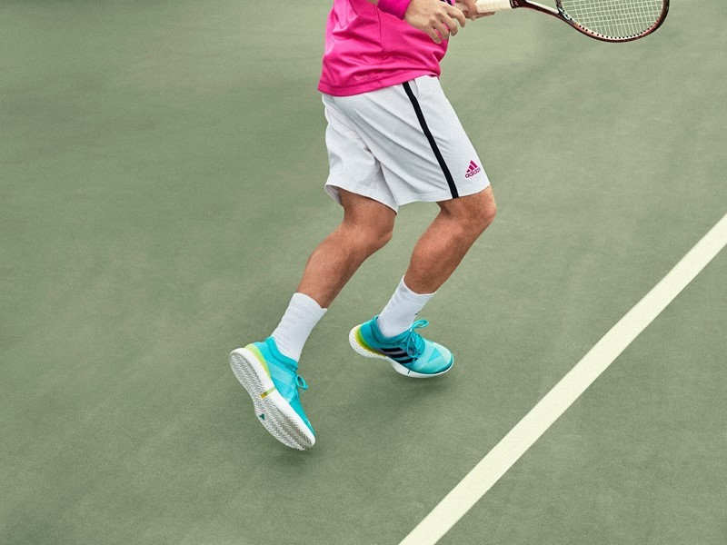 adidas adizero range evolves for 2018 tennis season