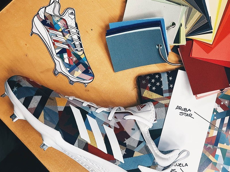 adidas Unveils Special Edition Nations Pack for the 2018 MLB® All-Star Game