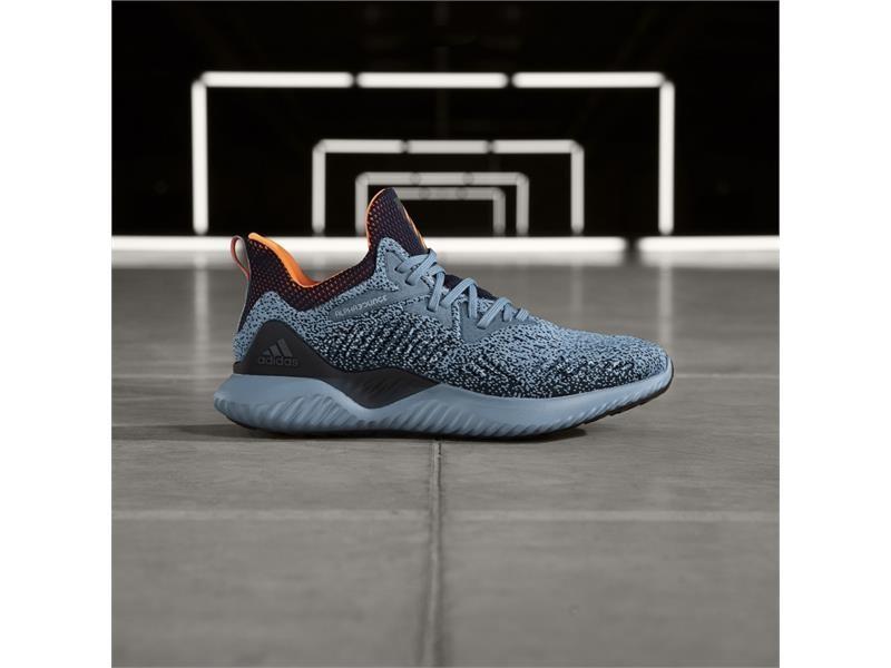 adidas Running lança novo Alpabounce Beyond cinza azulado