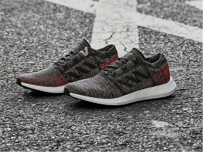 ADIDAS RUNNING представи новия модел обувки за бягане PUREBOOST GO, създаден специално за спиращо дъха градско бягане