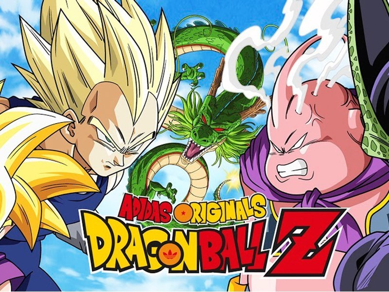 adidas Originals Announce Dragon Ball Z Collaboration