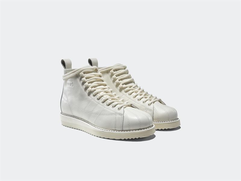 adidas Originals Reveals Superstar Boot W