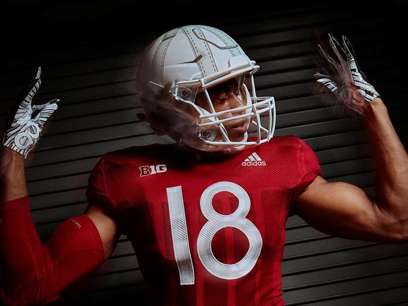 University of Nebraska and adidas Reveal New 'Memorial Tribute' Alternate Uniforms