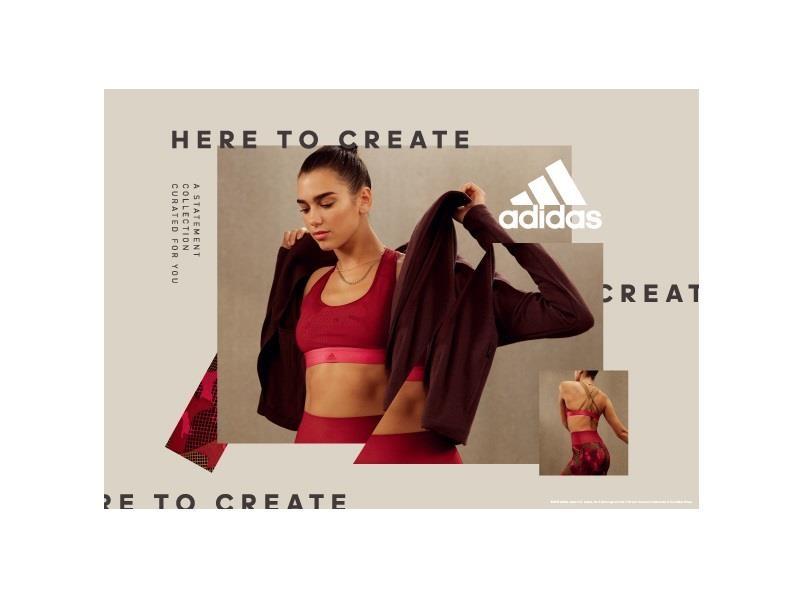 スポーツと共にアクティブに生きる女性のためのコレクション 「adidas STATEMENT COLLECTION」