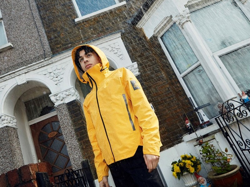adidas Outdoor launches MYSHELTER with the release of the ultimate commuter jacket for the rainy city