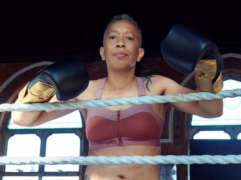adidas by Stella McCartney launch Post-Mastectomy Sports Bra in honour of Breast Cancer Awareness Month
