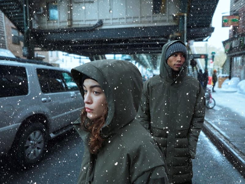 adidas Outdoor launches The MYSHELTER CLIMAHEAT PARKA; keeping commuters protected against the elements