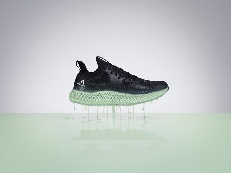 adidas 4D range expands with new reflective ALPHAEDGE 4D running shoe